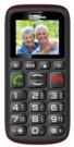 Telefon Mobil MaxCom MM428 (pentru seniori) - Black