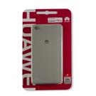 Husa Faceplate Huawei protectie spate pentru Huawei P8 Lite - Light Grey