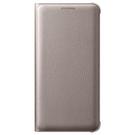 Husa Samsung tip Book Flip Cover pentru Samsung Galaxy A3 (2016) SM-A310F, EF-WA310PFEGWW - Gold
