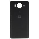 Capac Baterie Microsoft / Back Cover pentru Microsoft Lumia 950 / DS / LTE - Black
