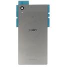 Capac Baterie Sony / Back Cover pentru Sony Xperia Z5 E6603, E6653, Z5 Dual E6633, E6683 - Silver