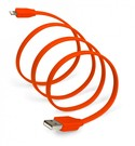 Cablu de Date Lightning TYLT Charge & Sync Cable 30cm GEN II - Red