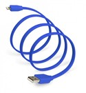 Cablu de Date Lightning TYLT Charge & Sync Cable 1m GEN II - Blue