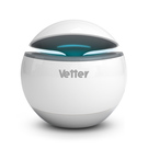 Boxa Portabila Wireless HD iSphere Surround Bluetooth Speaker (cu Functie de Apel Telefonic) compatibila Android si iOS - White