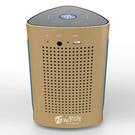 Boxa Portabila Bluetooth Loud Grizzly Twins 36W - Gold