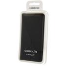 Husa tip Book Samsung Flip Case, EF-WJ320PBEGWW pentru Samsung Galaxy J3 (2016) J320F - Black