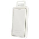 Husa tip Book Samsung Flip Case, EF-WJ320PWEGWW pentru Samsung Galaxy J3 (2016) J320F - White