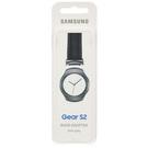 Samsung Gear S2 Stainless Steel Adapter for Standard Bracelets, ET-GR720BBEGWW - Grey