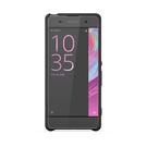 Husa Protectie Spate Sony Smart Style Cover SBC26 pentru Sony Xperia XA - Black