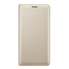 Husa tip Book Samsung Flip Cover EF-WJ510PFEGWW pentru Samsung Galaxy J5 (2016) J510FN - Gold