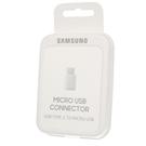 Adaptor Samsung Micro-USB la USB Type-C, EE-GN930BWEGWW - White