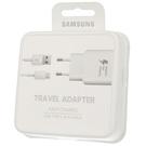 Incarcator Retea Samsung USB Type-C Fast Charger, 2100 mAh, EP-TA300CWEGWW - White