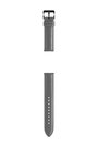 Curea Piele Smartwatch Samsung ET-SLR73MSEGWW Wristband pentru Samsung Gear S2 Classic - Gray