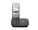 Telefon Dect Analogic Gigaset A415A - Black