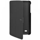 Husa tip Book LG Flip Case Quick Cover CCF-420 pentru LG G Pad E7 - Black