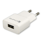 Incarcator Retea 4smarts Basic PowerPlug Compact Wall Charger 1A - White