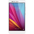 Telefon Mobil Huawei Honor 5X / GR5 : Dual SIM, 4G / LTE, 5.5 inch, Android v5.1.1, Octa-Core, 16 GB, 2 GB RAM, 13 MP / 5MP, 3000 mAh - Silver