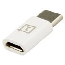 Adaptor OnePlus Micro-USB la USB Type-C, Bulk - White