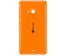 Capac baterie Microsoft Battery Cover pentru Lumia 535 Single Sim / Dual Sim - Orange