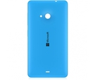 Capac baterie Microsoft Battery Cover pentru Lumia 535 Single Sim / Dual Sim - Blue