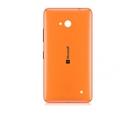 Capac Protectie Spate Microsoft / Battery Cover pentru Lumia 640 - Orange