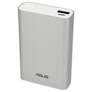 Acumulator Extern Asus ZenPower ABTU005 Credit Card Size Power Bank 10050mAh - Silver