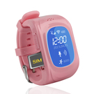 Ceas Inteligent cu functie monitorizare copii All Together Now : GPS Smartwatch (compatibil Android, iOS) - Pink