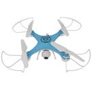 Mini Drona Bo Ming Toys R/C M22W WiFi (compatibila Android, iOS) - Blue