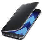Husa tip Book Samsung Clear View Cover EF-ZA520CBEGWW pentru Samsung Galaxy A5 (2017) A520F - Black
