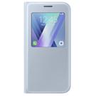 Husa tip Book Samsung Flip Case S-View EF-CA520PLEGWW pentru Samsung Galaxy A5 (2017) A520F - Blue