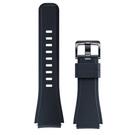 Curea Silicon Smartwatch Samsung, ET-YSU76MBEGWW Wristband pentru Samsung Gear S3 - Black