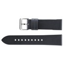 Curea Piele Smartwatch Samsung, ET-YSL76MNEGWW Leather Wristband pentru Samsung Gear S3 - Blue