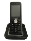 Telefon fix Tecdesk Connect 60 pentru seniori (functioneaza cu sim) - Black