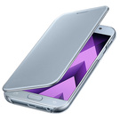 Husa tip Book Samsung Clear View Cover EF-ZA520CLEGWW pentru Samsung Galaxy A5 (2017) A520F - Blue