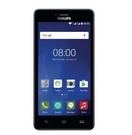 Telefon Mobil Philips S326 : Dual SIM,  4G / LTE, 5 inch, Android 5.1, Quad Core 1.5 GHz, 8 GB, 1 GB RAM, 8 MP / 2 MP,  3000 mAh - Grey