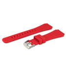 Curea Ceas 4smarts Basic Watch Silicon Strap pentru Samsung Gear S3 Classic, Gear S3 Frontier - Red