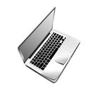Folie Protectie Protective Skin (premium polycarbonate) pentru Apple MacBook Air 13 inch - Silver