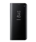 Husa tip Book Samsung Flip-Case Clear View EF-ZG950CBEGWW pentru Samsung Galaxy S8, G950F - Black