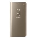 Husa tip Book Samsung Flip-Case Clear View EF-ZG950CFEGWW pentru Samsung Galaxy S8, G950F - Gold