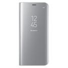 Husa tip Book Samsung Flip-Case Clear View EF-ZG955CSEGWW pentru Samsung Galaxy S8 Plus - Silver
