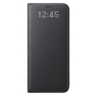 Husa tip Book Samsung LED View Cover EF-NG955PBEGWW pentru Samsung Galaxy S8 Plus G955F - Black