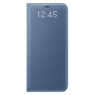 Husa tip Book Samsung LED View Cover EF-NG955PLEGWW pentru Samsung Galaxy S8 Plus G955F - Blue