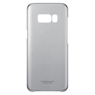 Husa Slim Protectie Spate Samsung Clear Cover EF-QG955CBEGWW pentru Samsung Galaxy S8 Plus G955F - Black