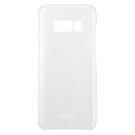 Husa Slim Protectie Spate Samsung Clear Cover EF-QG955CSEGWW pentru Samsung Galaxy S8 Plus G955F - Silver