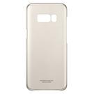 Husa Slim Protectie Spate Samsung Clear Cover EF-QG955CFEGWW pentru Samsung Galaxy S8 Plus G955F - Gold