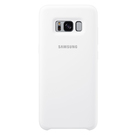 Husa Protectie Spate Samsung Silicone Cover EF-PG955TWEGWW pentru Samsung Galaxy S8 Plus G955F - White