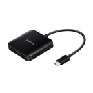 Samsung Multiport Adapter for HDMI USB Type-C, EE-PW700BBEGWW - Black