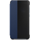 Husa tip Book Huawei Smart Cover Window pentru Huawei P10 lite - Blue