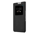 Husa tip Book BlackBerry Smart Flip Case pentru KeyOne, FCB100 - Black