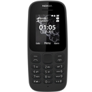 Telefon Mobil Nokia 105 (2017) Dual Sim - Black